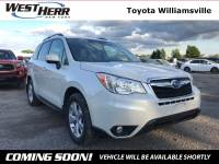 2015 Subaru Forester 2.5i Limited SUV For Sale - Serving Amherst