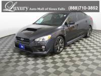 Pre-Owned 2017 Subaru WRX Sedan for Sale in Sioux Falls near Brookings