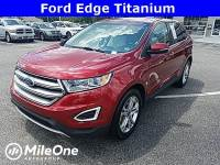 2018 Ford Edge Titanium SUV EcoBoost I4 GTDi DOHC Turbocharged VCT