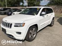 2015 Jeep Grand Cherokee Overland SUV V8 Multi Displacement VVT