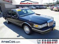 1995 Lincoln Town Car 4dr Sedan Signature