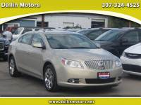 2012 Buick LaCrosse 4dr Sdn Premium 2 AWD