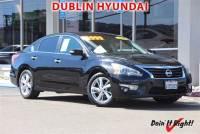 Pre-Owned 2013 Nissan Altima 2.5 SV Sedan in Dublin, CA