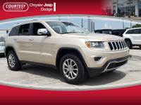 Certified 2015 Jeep Grand Cherokee Limited RWD Limited in Jacksonville FL