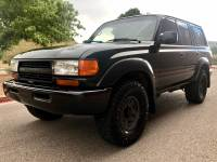 1991 Toyota Land Cruiser 4dr 4x4