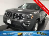 Used 2018 Jeep Grand Cherokee For Sale at Burdick Nissan | VIN: 1C4RJFAG8JC421922