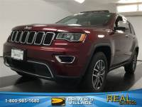 Used 2017 Jeep Grand Cherokee For Sale at Burdick Nissan | VIN: 1C4RJFBG4HC627926