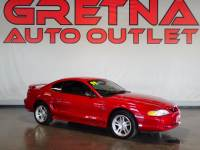 1998 Ford Mustang 5 SPEED GT COUPE 4.6 TRITON V8 ONLY 13,494 MILES!