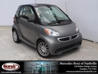 Pre-Owned 2014 smart fortwo 2dr Cpe Pure