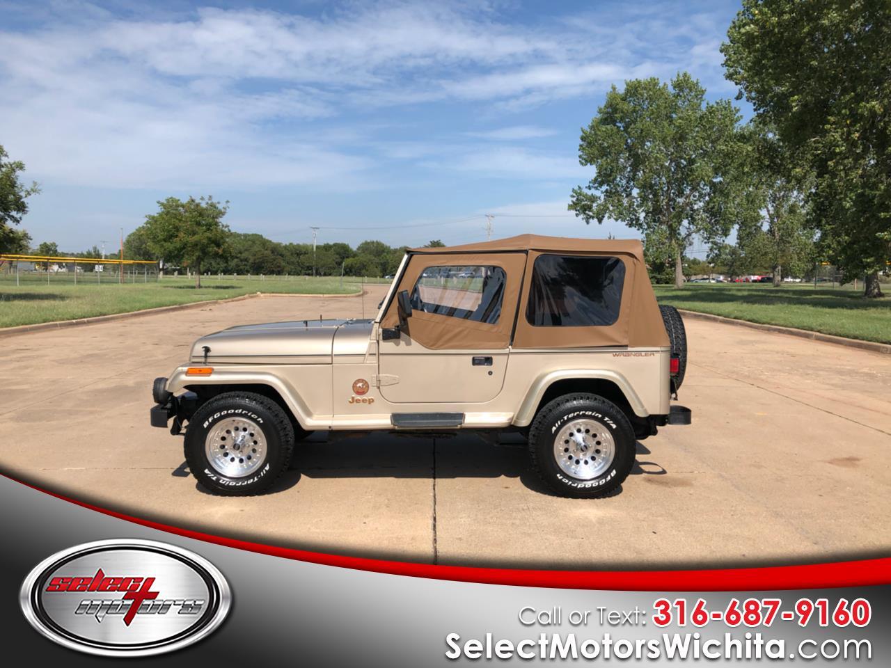 Photo 1994 Jeep Wrangler 2dr Sahara