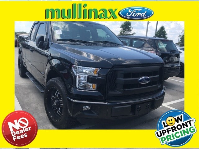Photo Used 2016 Ford F-150 XL Sport W Center Console, 20 Premium Wheels V-6 cyl in Kissimmee, FL