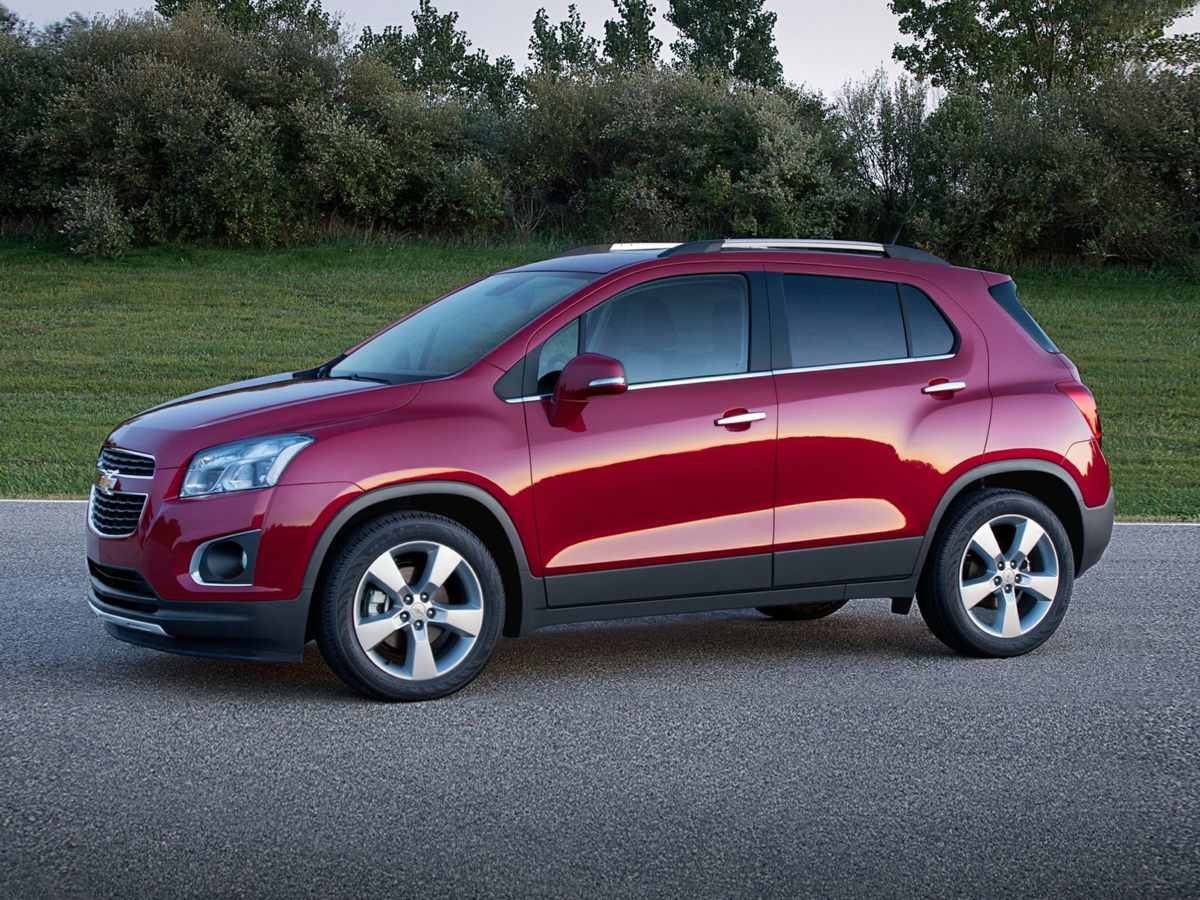 Photo Used 2016 Chevrolet Trax LS SUV in Burton, OH