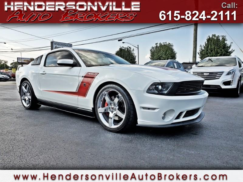 Photo 2012 Ford Mustang Roush Coupe Stage 3 RS3