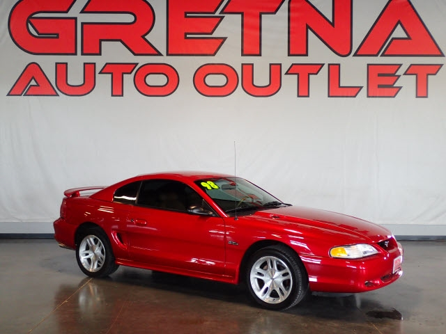 Photo 1998 Ford Mustang 5 SPEED GT COUPE 4.6 TRITON V8 ONLY 13,494 MILES