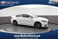2017 Ford Fusion Sport Sedan V-6 cyl