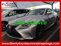 Used 2016 LEXUS RC 350 Coupe For Sale in Colorado Springs, CO