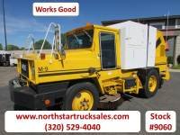 Used 1990 Mobil P88786 Street Sweeper
