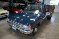 1989 Toyota Stake Bed 3.0L V6 5 spd Dual Wheel Pick Up Truck with 61K original miles