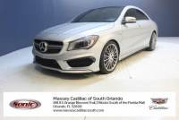 Pre-Owned 2014 Mercedes-Benz CLA-Class CLA 45 AMG Coupe