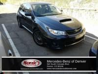 Pre-Owned 2014 Subaru Impreza WRX Premium 5dr (M5) Sedan in Denver