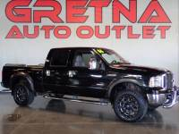 2006 Ford Super Duty F-250 LARIAT CREW AUTO 6.0L DIESEL 4X4 LEATHER MOONROOF