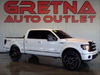 2012 Ford F-150 LIFTED PLATINUM SUPERCREW AUTO 4X4 EVERY OPTION!