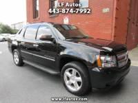 2012 Chevrolet Avalanche 4WD Crew Cab LTZ