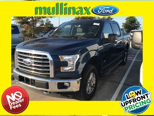 Photo Used 2017 Ford F-150 XLT W 3.5L Ecoboost, NAV, MAX TOW Package Truck SuperCrew Cab V-6 cyl in Kissimmee, FL