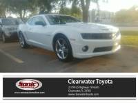 Used 2011 Chevrolet Camaro 2SS (2dr Cpe 2SS) Coupe in Clearwater