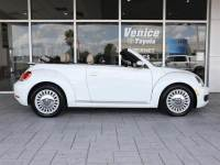 Pre-Owned 2014 Volkswagen Beetle Convertible 1.8T