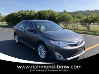 Pre-Owned 2013 Toyota Camry XLE in Richmond VA