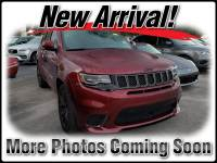 Pre-Owned 2018 Jeep Grand Cherokee Trackhawk 4x4 SUV in Jacksonville FL