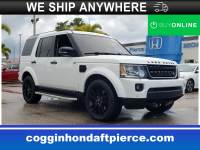 Pre-Owned 2016 Land Rover LR4 SUV in Jacksonville FL