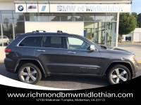Pre-Owned 2014 Jeep Grand Cherokee Overland 4x4 in Midlothian VA