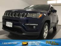 Used 2018 Jeep Compass For Sale at Burdick Nissan   VIN: 3C4NJDBB4JT100180