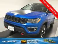 Used 2018 Jeep Compass For Sale at Burdick Nissan   VIN: 3C4NJDDB3JT198793