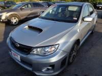 2013 Subaru Impreza Sedan WRX 4dr Man WRX