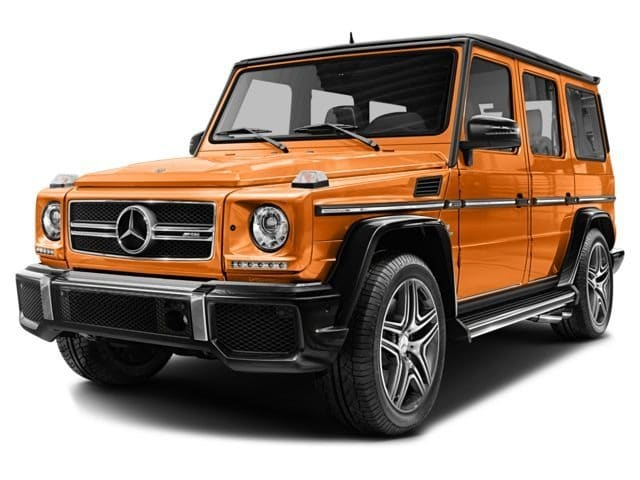 Photo Pre-Owned 2017 Mercedes-Benz AMG G 63 AMG G 63 SUV in Jacksonville FL