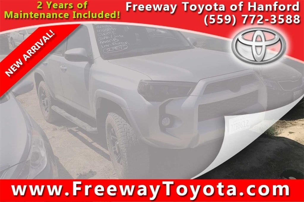 Photo 2017 Toyota 4Runner SUV 4x4 - Used Car Dealer Serving Fresno, Central Valley, CA