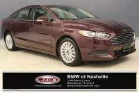 Pre-Owned 2013 Ford Fusion 4dr Sdn SE Hybrid FWD