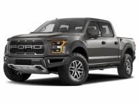 2017 Ford F-150 Raptor 4WD Supercrew 5.5 Box Truck SuperCrew Cab V6