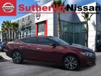 Used 2016 Nissan Maxima 3.5 SV Sedan