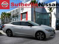 Used 2016 Nissan Maxima 3.5 S Sedan