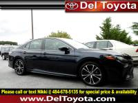 Used 2018 Toyota Camry SE For Sale in Thorndale, PA   Near West Chester, Malvern, Coatesville, & Downingtown, PA   VIN: 4T1B11HK8JU565149