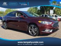 Pre-Owned 2017 Ford Fusion Sedan in Tampa FL