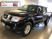 Pre-Owned 2014 Nissan Frontier SV Truck Crew Cab in Oakland, CA