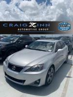 Pre Owned 2012 Lexus IS 250 4dr Sport Sdn Auto RWD VINJTHBF5C22C5162705 Stock Number9533302
