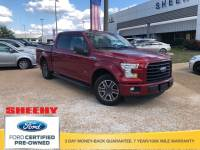 Certified 2017 Ford F-150 XLT Truck SuperCrew Cab V-6 cyl in Richmond, VA
