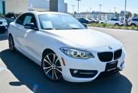 Used 2014 BMW 228 White near San Diego | VIN: WBA1F5C50EVV99366