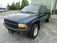 2002 Dodge Dakota Sport Quad Cab 4WD